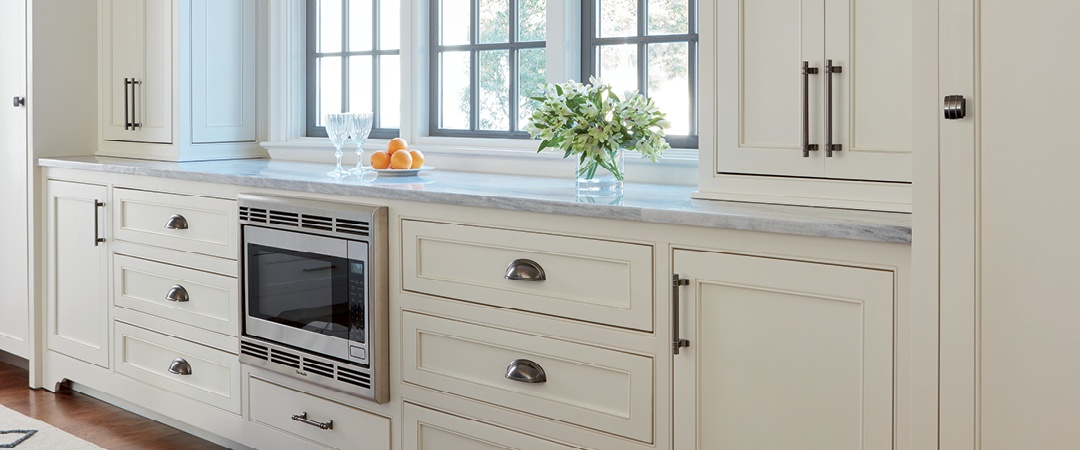 Gunmetal_Bar Pull Cup Pull Knob_Amerock_Cabinet Hardware_Ashby Davenport_Kitchen_17  Amerocku0027s ... Good Ideas
