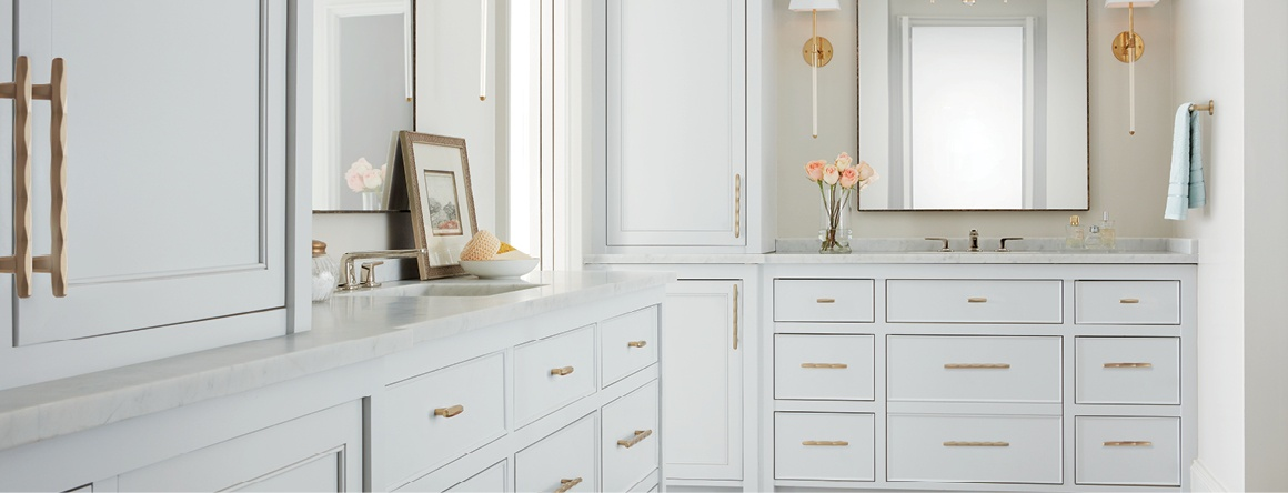 New Products From Amerock Set Kitchen Cabinet Hardware Trends