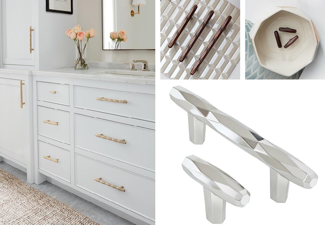 Amerock kitchen hardware design ideas