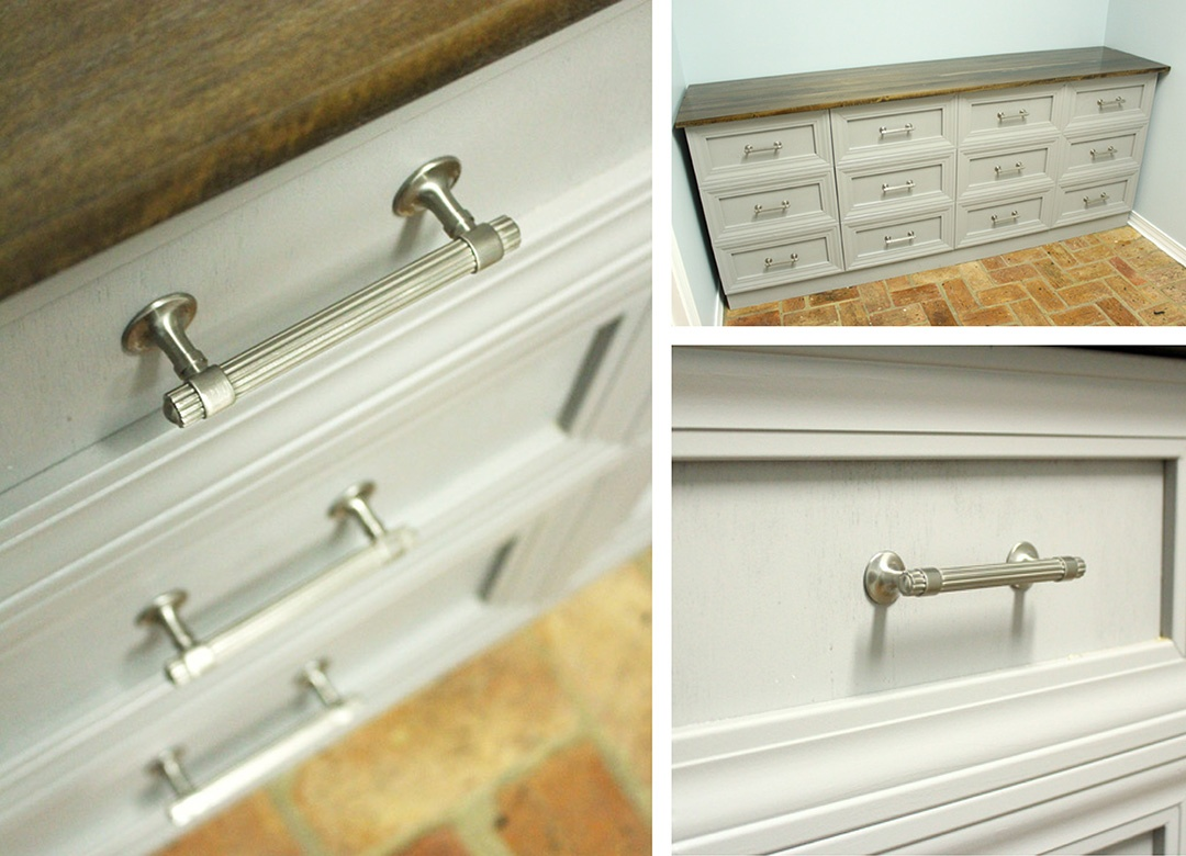 Unique Amerock Brushed Nickel Cabinet Pulls